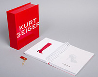 Kurt Geiger Lookbook Autumn/Winter 2011