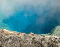 Yellowstone...the paint pot