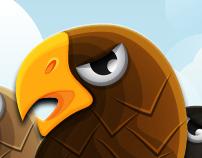 Hawk Pile