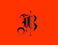 BLAQ font
