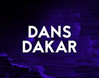 Dans Dakar -Branding Concept