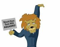 """Lyndon B. Lion - """"Balloon"""""""