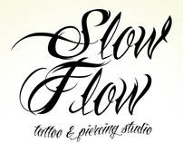 Slow Flow Tattoo