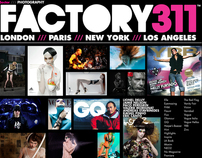 WE ARE FACTORY311 // PHOTOGRAPHY