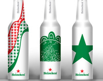 Heineken - in the future bottles