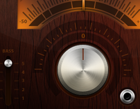 Old Radio Icon for iOS / Android