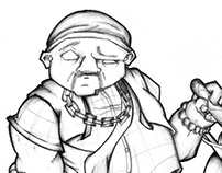 Ilustrações - A mão livre