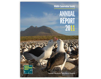 Wildlife Conservation Society Annual Report 2011