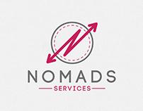 NOMADS - LOGO