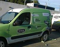 Schick - Grafica vehicular