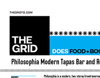 The Grid T.O. x Philosophia