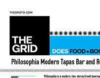 The Grid T.O. x Philosophia