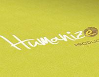 Humanize Produções - Branding