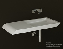 Katana - Sink & Faucet design