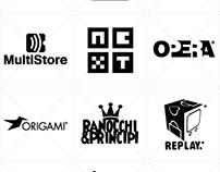How many logos..