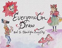 Skillshare Drawing Class