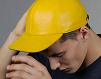 Tosen: Luxury base-ball leather caps