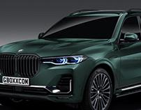 2019 BMW X7 Pickup