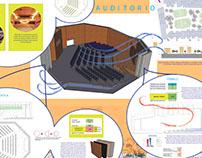 2014-1 Auditorio: Teoría Sostenibilidad. Entrega 2