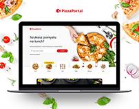 PizzaPortal - Food delivery portal