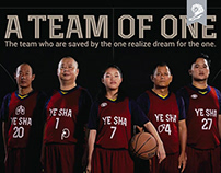 A TEAM OF ONE