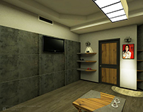 Photography Studio/ Lobby