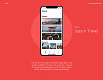 Japan Travel - Mobile App