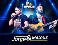 Evento - Jorge e Mateus