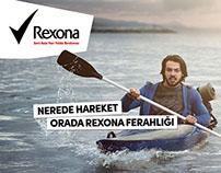 Rexona Survivor 2015