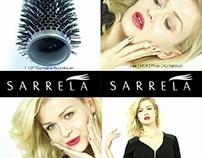 Amina Boss for Sarrela Italian Hairtools