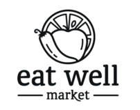 Eat Well Market Branding
