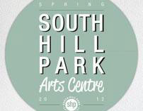 South Hill Park Branding