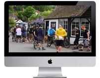 Pedal & Spoke - website