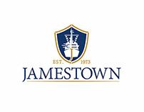 Brand identity for JM