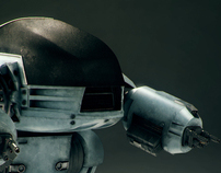 ED-209, personal project