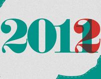 Piensa + Cerebro =2012