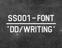 DD Writing Font