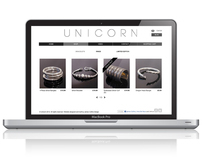 Unicorn Boutique Website