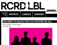 RCRD_LBL - 2007