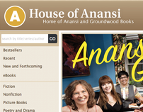 Website: House Of Anansi