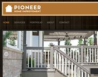 Website: Pioneer Home Improvement