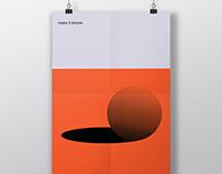 Minimal poster #38