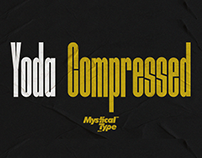 YODA COMPRESSED - FONT