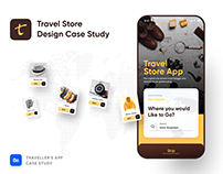 Travel Store App Case Study