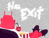NO EXIT | Animation