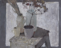 The grey still life