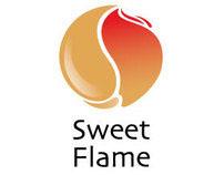 Sweet Flame Logo & Website Design