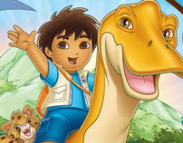 Go Diego Go - Great Dinosaur Rescue