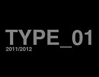 TYPEFACE 2011