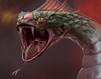 Satan Snake